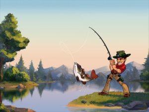 Mơ thấy câu cá thì đánh con gì hợp lý?